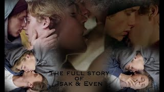 The Full Story of Isak and Even || Skam