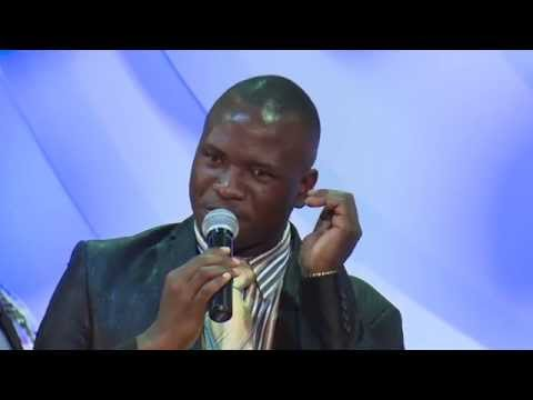 Supernatural oil from heaven apeared in my hands while watching TV-Prophet Shepherd Bushiri