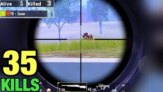 They Tried to RUSH ME | PUBG MOBILE