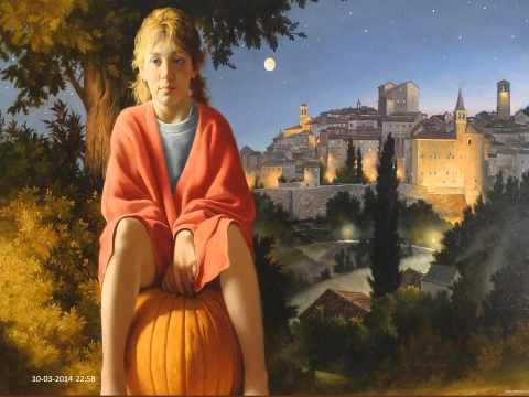 Pinturas de Arsen Kurbanov