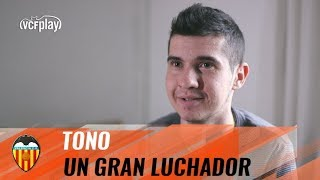 TONO'S HAPPIEST DAY, A GREAT VALENCIANISTA FIGHTER