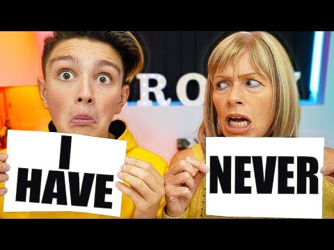 NEVER HAVE I EVER WITH MORGZ!! *MOM vs SON*