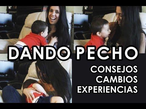 DANDO DE PECHO a bebe de un año - Consejos, experiencias y cambios en la lactancia