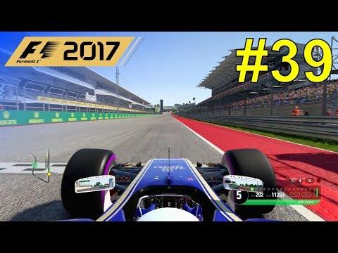 F1 2017 - Giovinazzi Career Mode #39: United States Grand Prix - Qualifying
