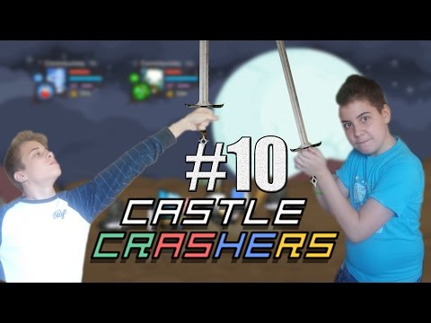 MEDÚZAAAAA!   Castle Crashers 10.rész