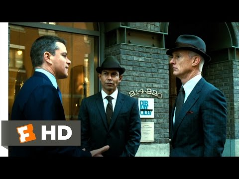 The Adjustment Bureau #4 Movie CLIP - The Plan's Wrong (2010) HD