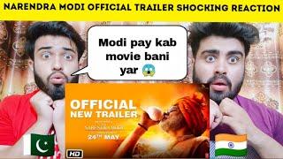 Pakistani Shocking Reaction On Narendra Modi Official Trailer By|Pakistani Bros Reactions|