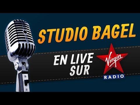 Studio Bagel en Live sur Virgin Radio