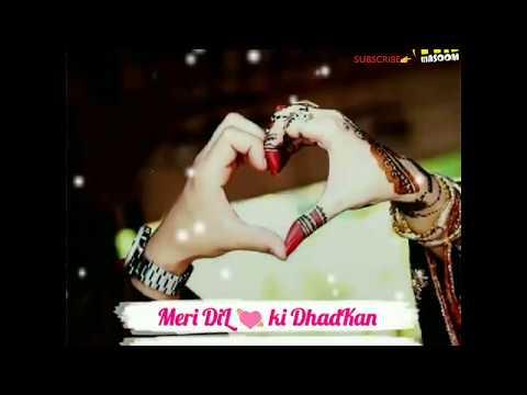 Mere DiL 💓 Ki DhadKan | New Beautiful Love WhatsApp Status Video | I'm MaSooM