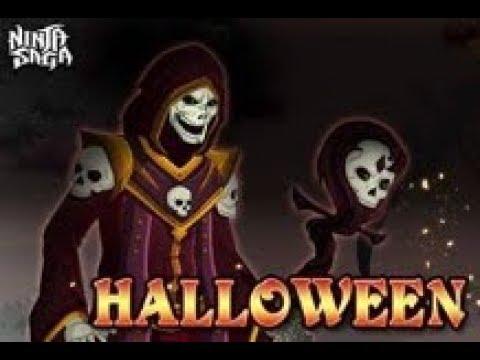 Necromaster - Halloween Ninja Saga 2018