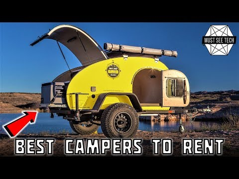 Top 10 Unique Campers To Rent For Your Summer Vacation (Review Of Best Services)