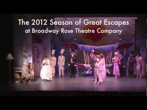 The 2012 Season at Broadway Rose Theatre