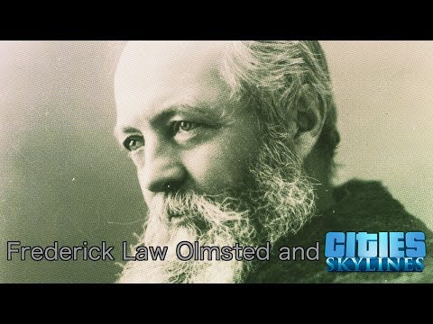 Episode 1: Frederick Law Olmsted