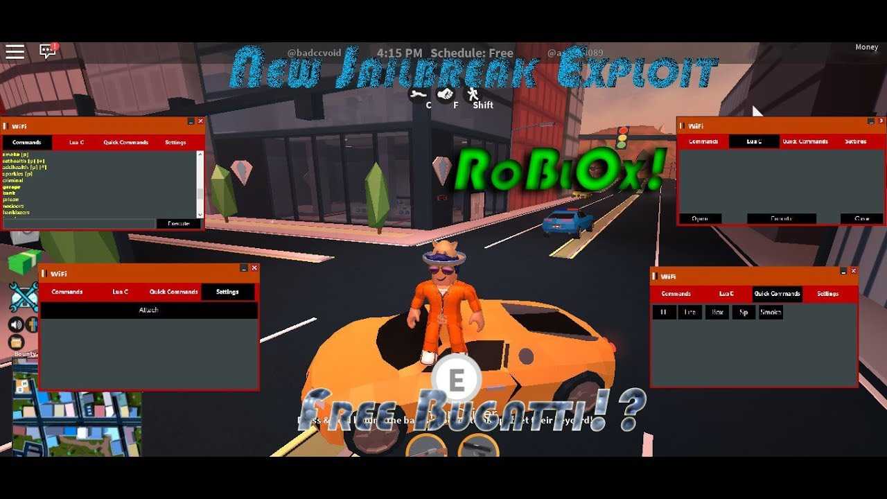 how to exploit roblox jailbreak