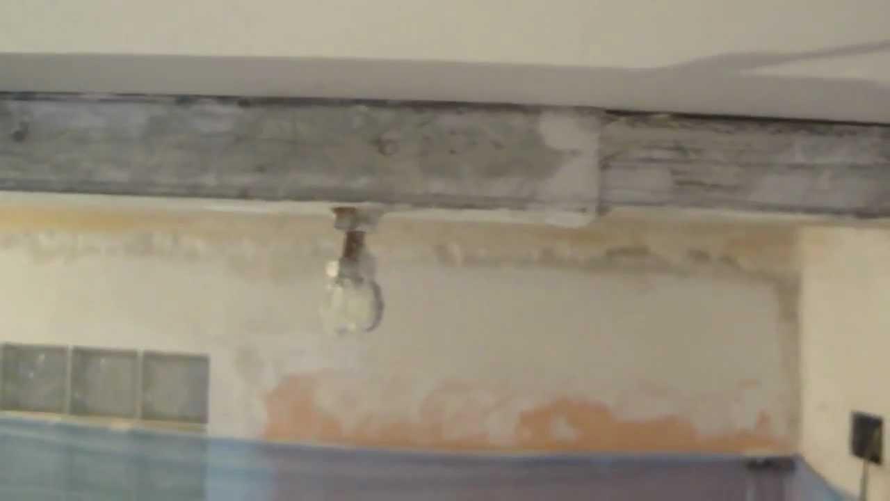 Montaje de techo liso de yeso youtube - Tubos desague pvc ...