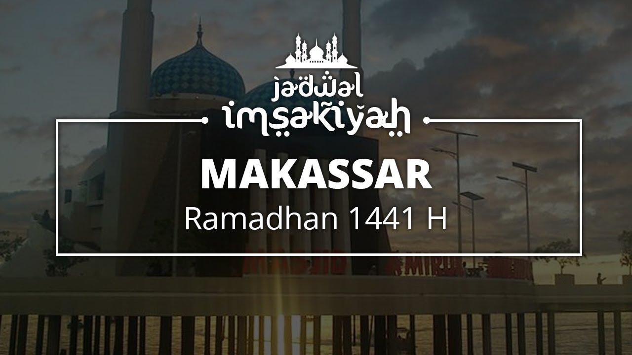 jadwal imsakiyah wilayah makassar untuk 25 ramadan 2020 ...
