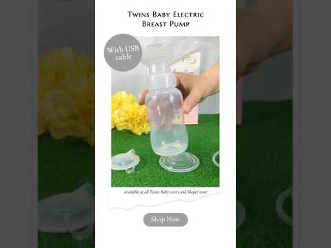 Twins Baby - Micro Computer Electric Breast Pump