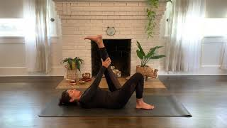 Yoga 42 - Yoga for Athletes (25 min recovery class)