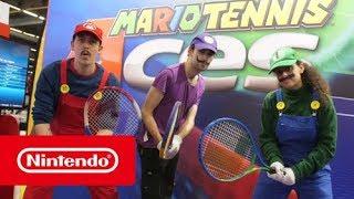 Mario Tennis Aces à Japan Expo 2018 - Retours de joueurs (Nintendo Switch)
