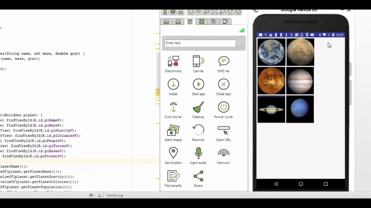 Debug a Native Android App | Perfecto