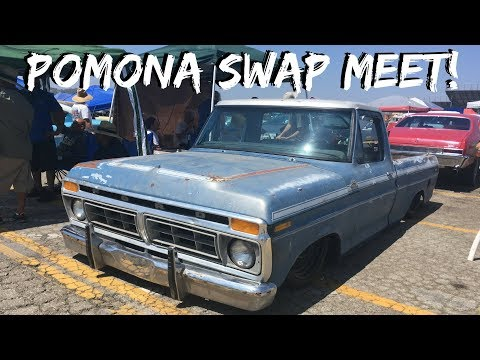 Pamona Swap Meet Finds!
