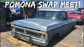 Pomona Swap Meet Finds!