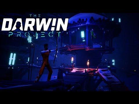 Late Night Darwin - The Darwin Project