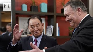 Pompeo expresses optimism over North Korea's denuclearisation
