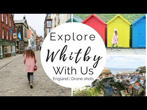 Explore Our Home Country With Us | Whitby | Drone Footage & DITL