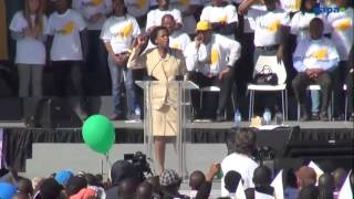 Agang launch as a political party