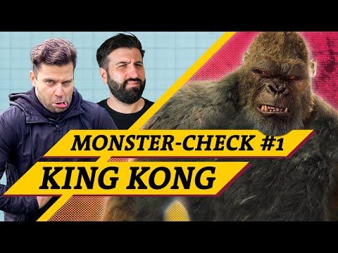 Godzilla vs. Kong: Warum Größe nicht alles ist! (Science vs. Fiction feat. @Cinema Strikes Back)