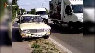 В ДТП в Крыму насмерть сбили местного жителя(В результате ДТП в селе Доброе под Симферополем погиб пешеход, местный житель. Как сообщил в Фейсбуке племя..., 2016-09-08T08:14:16.000Z)