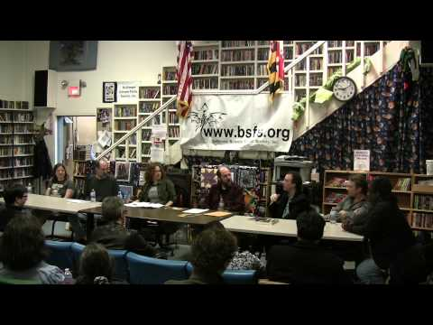State of Short Fiction Rountable at the Baltimore Science Fiction Society