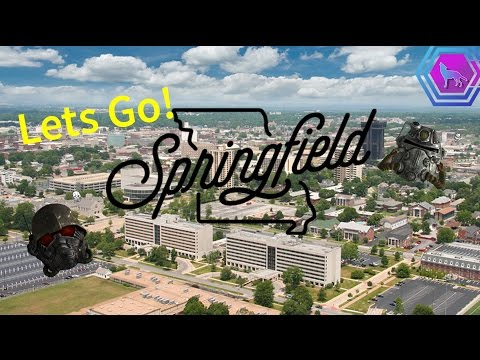 Lets Go! | Springfield, Missouri | August 2016