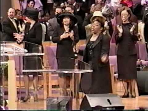 Beverly Crawford (quick praise break)