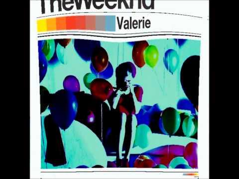 The Weeknd - Valerie (with lyrics)