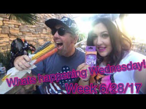 What's Happening Wednesday! Live at Disneyland, let's talk Disney!
