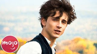These are the movie moments that made us love timothée chalamet. for this list, we'll be looking at most memorable scenes from chalamet's films show...