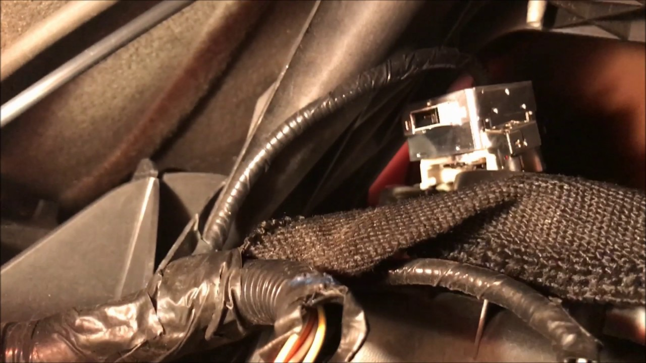 2014 Durango Headlight Wiring Trusted Diagrams Diagram Hid Replacement Model Youtube