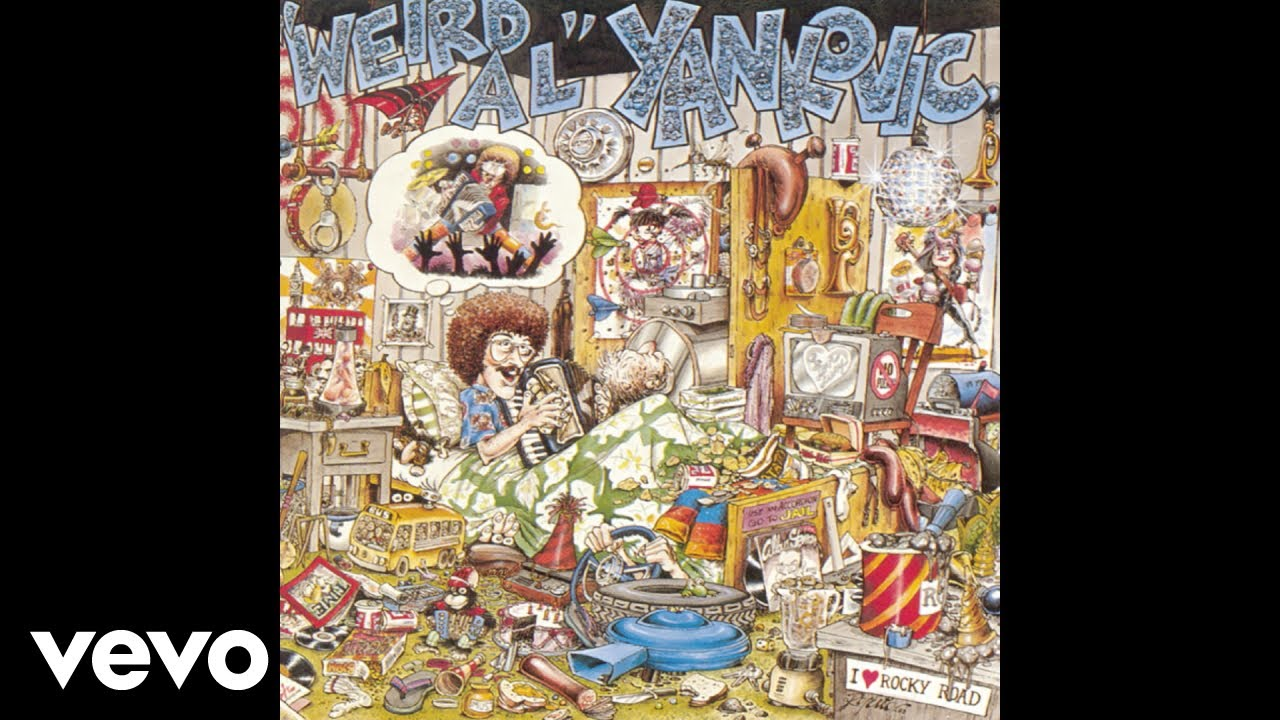 """Weird Al"" Yankovic – My Bologna [The Knack]"