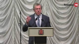 Александр Кирюхин   Выступление на торжественном собрании в честь Дня медицинского работника 2017