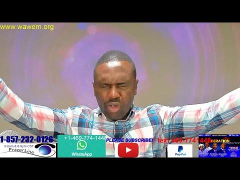 PrayerCity -EXPLOSIVE ALPHA ATOMIC PRAYERS  Over Spirit of Infirmities,Sickness, Diseases-2