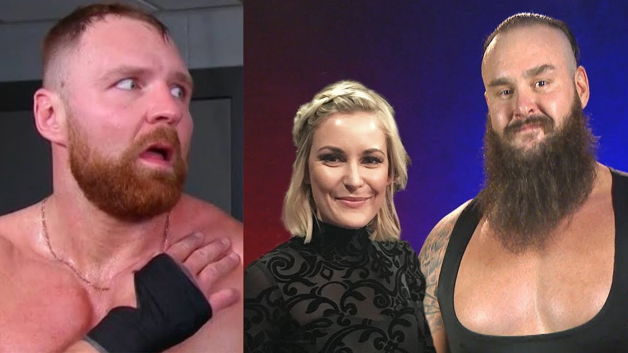 5 Shocking Things That Will Happen to Renee Young After Dean Ambrose Leaves  WWE