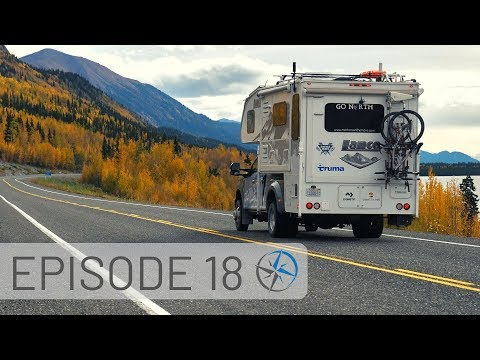 Leaving Alaska: Kluane National Park, Haines, & Skagway | Go North Ep 18