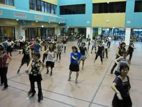 到底为什么  Bukit Panjang CC  舞蹈聚会 01/08/10