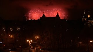 В Москве прошел праздничный салют в честь 72-й годовщины Победы