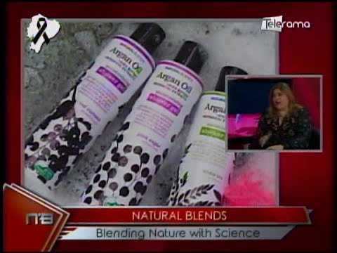 Natural Blends Blending Nature with Science