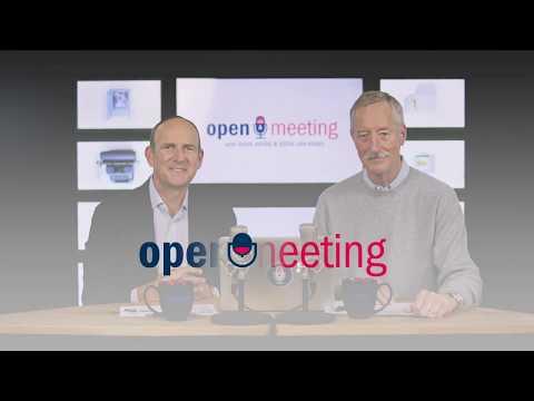 Open Meeting with Doug Devos and Steve Van Andel: Trendspotting