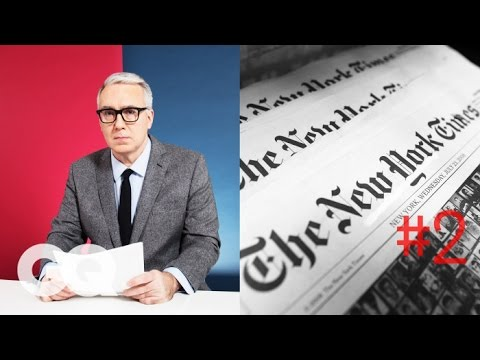 No, This is Not Normal Pre-Presidential Behavior | The Resistance with Keith Olbermann | GQ