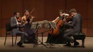Beethoven String Quartet Op. 135 in F Major - Ariel Quartet (full)